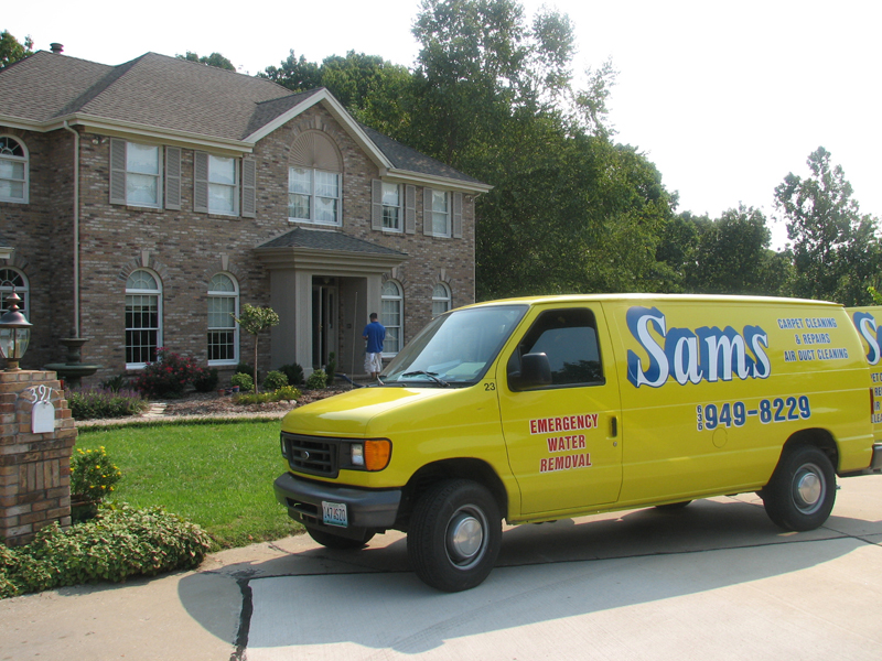 Residential Services u2022 Sams Carpet Cleaning in St. Louis ...