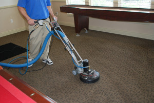 The Top Four Reasons You Shouldn't Clean Carpet Yourself
