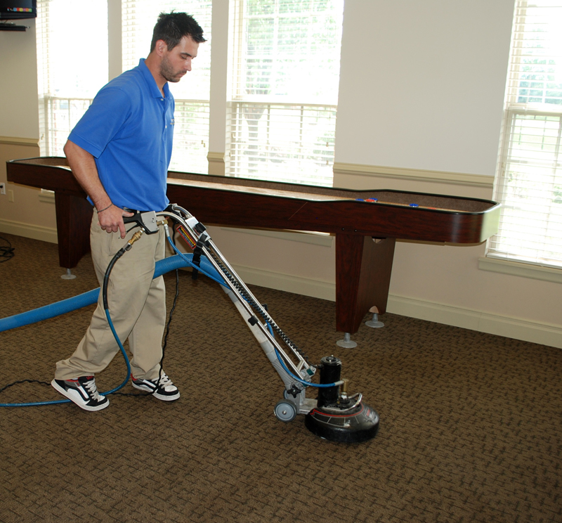 archive for steam cleaning carpet