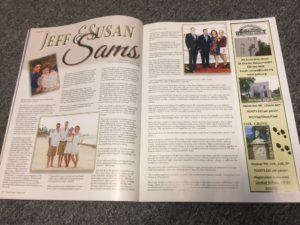 Jeff and Susan Sams: Streetscape Magazine's Dynamic Duo