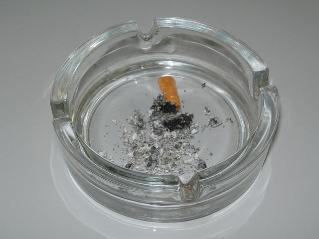 smoke odor control