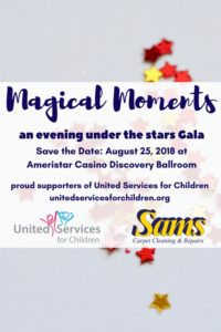 """An Evening Under the Stars"" – Supporting Children with Disabilities"