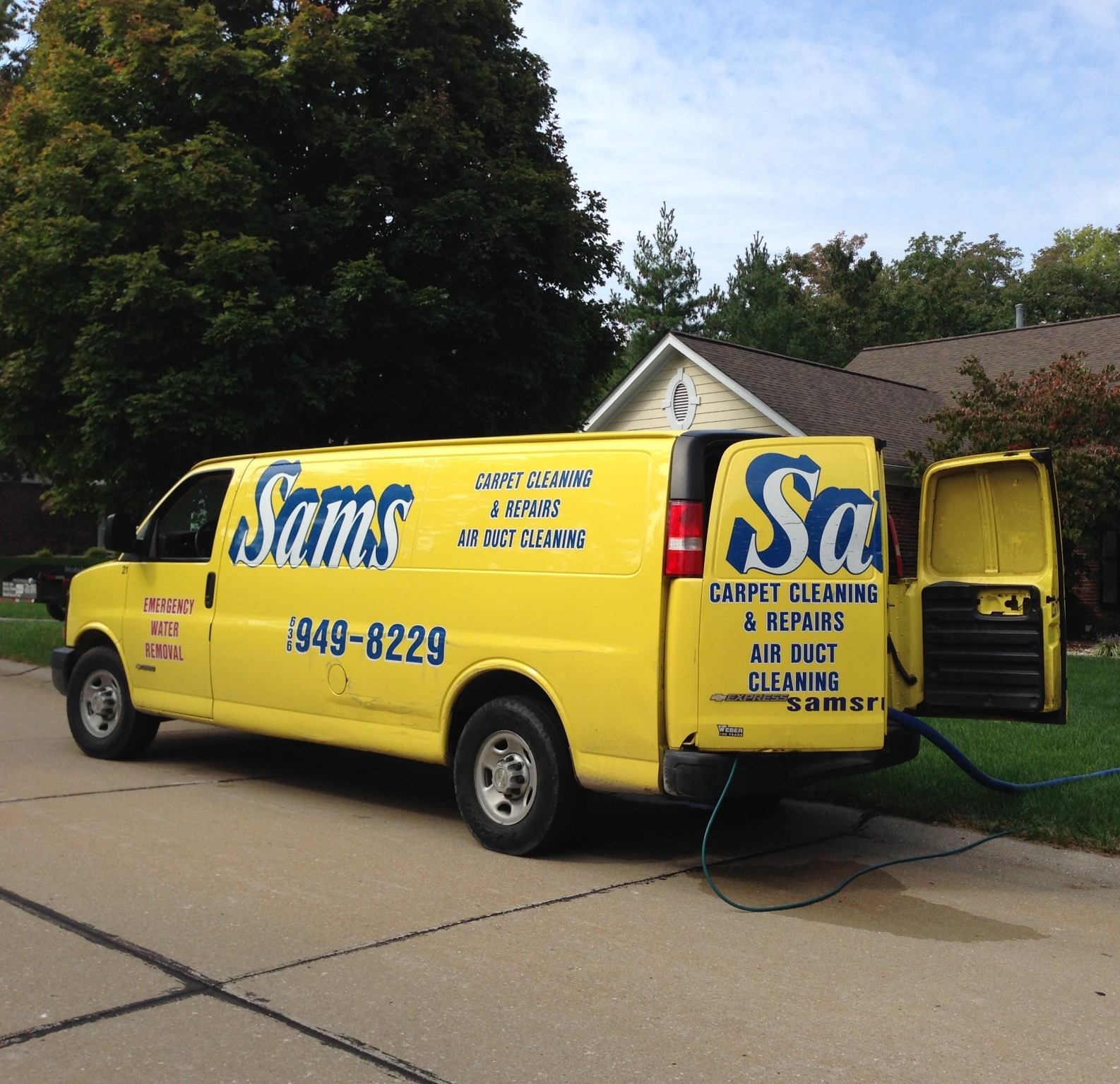 Ever Ready Carpet Cleaning St Louis Two Birds Home