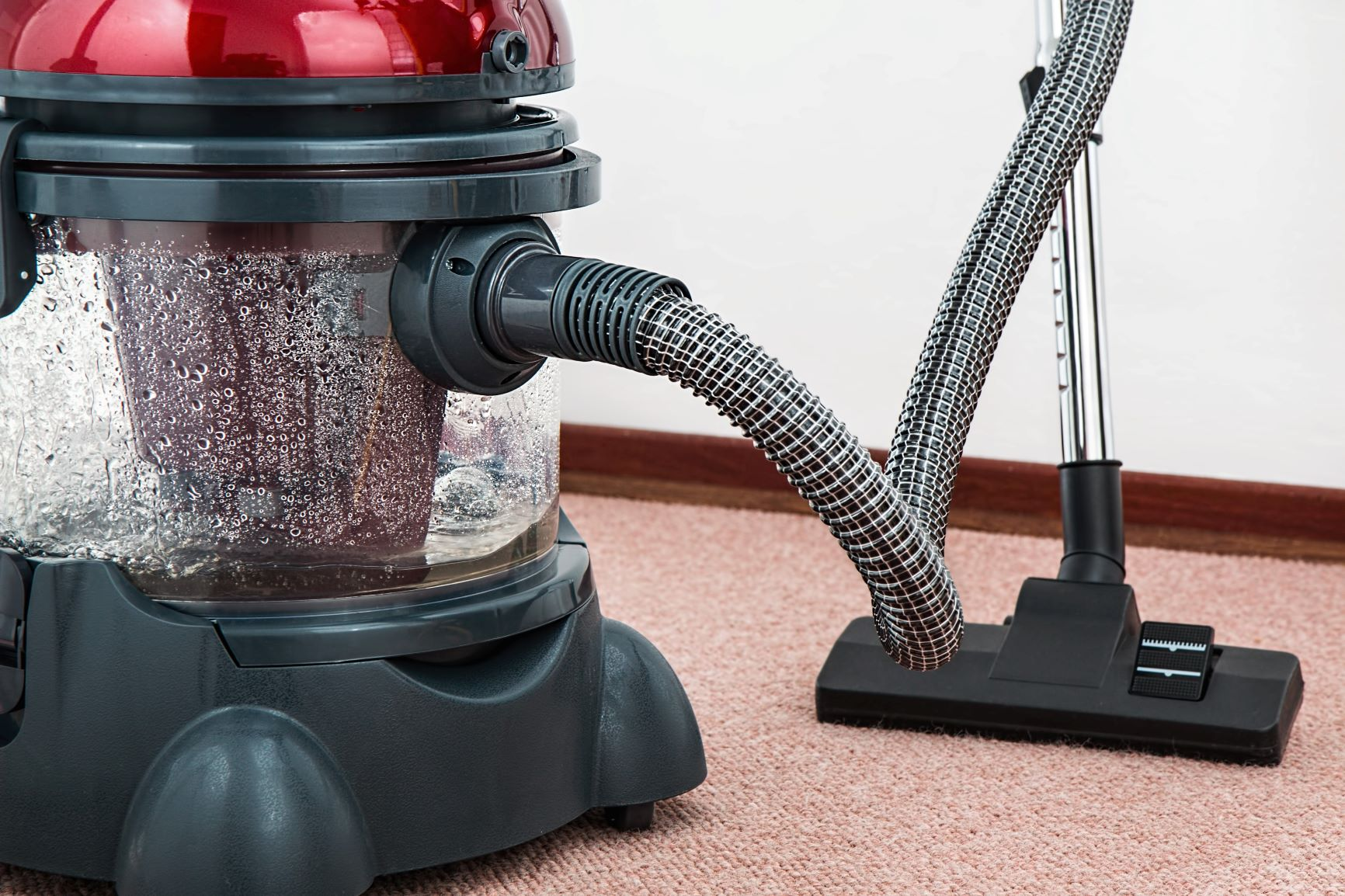 Can you clean carpets with laundry soap?